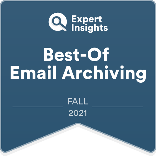Expert Insights Best-Of Email Archiving - ArcTitan