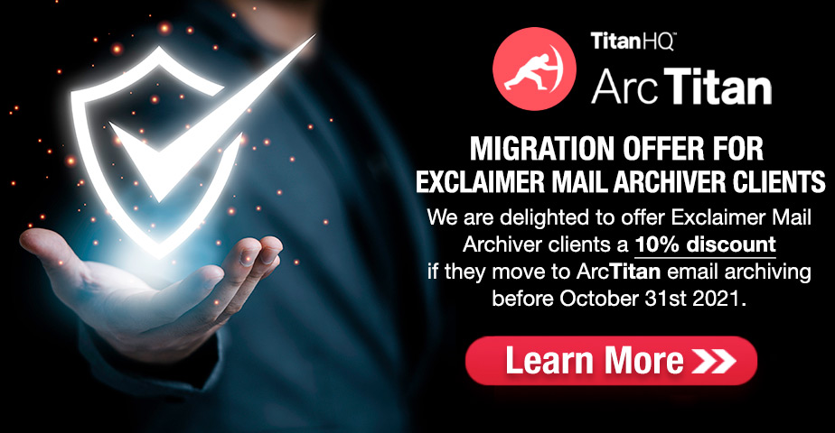 ArcTitan Migration Offer