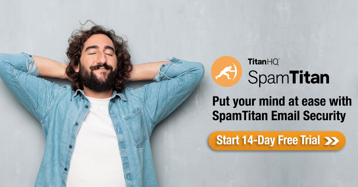 SpamTitan - Email Spam Solution