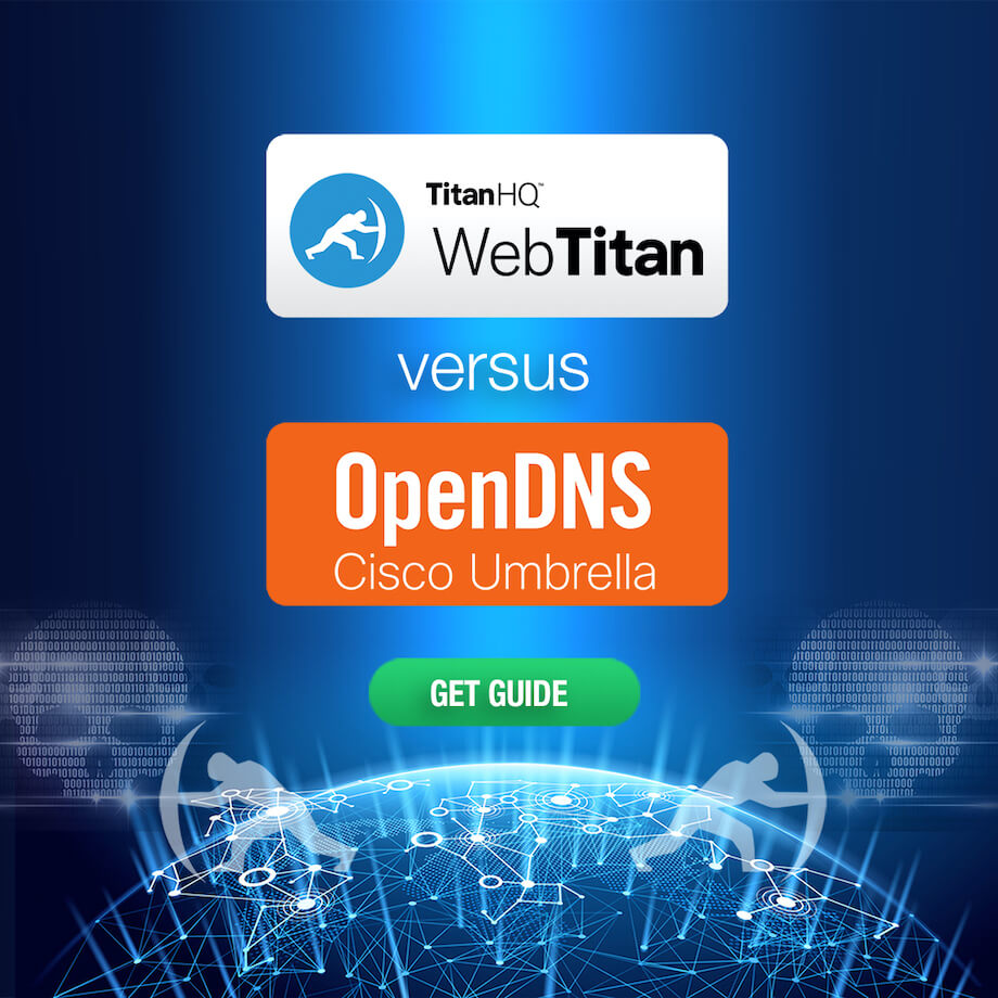 Cisco Umbrella OpenDNS Top Alternatives, Competitors and Pricing