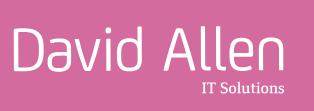 David Allen IT Logo