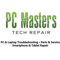 PC Masters Logo