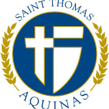 Saint Thomas Aquinas High School Logo