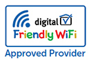 Digital Friendly Wifi - Aproved Provider