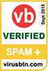 VB Verified Spam +